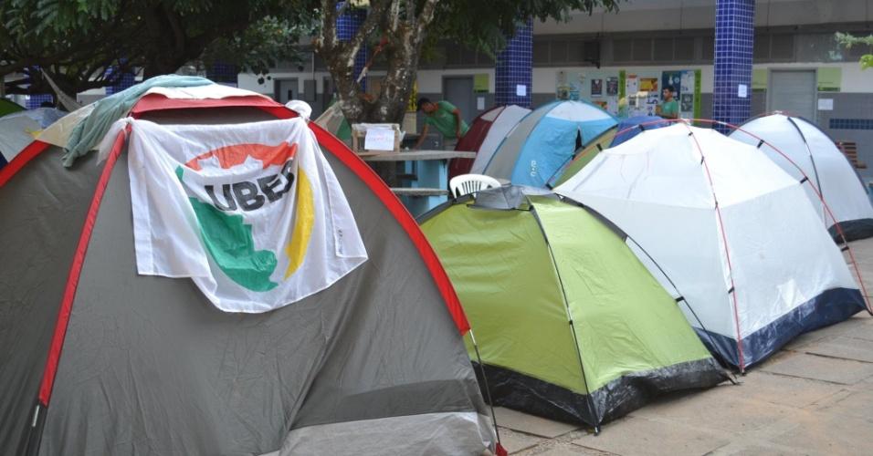 Estudantes ocupam campus da IFRN em protesto contra MP do ensino médio