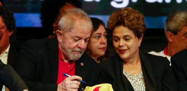 Ex-presidentes Lula e Dilma foram denunciados pela segunda vez em 24h