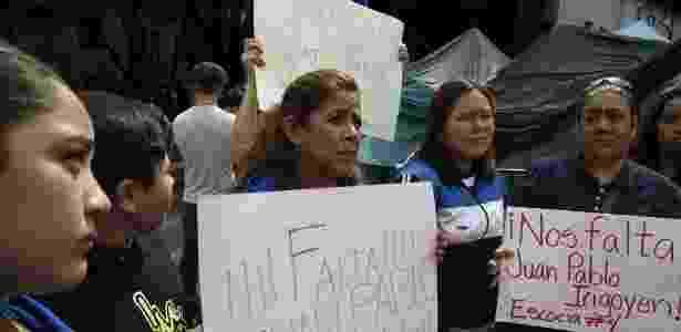 Terremoto - Alfredo Estrella/AFP  - Alfredo Estrella/AFP