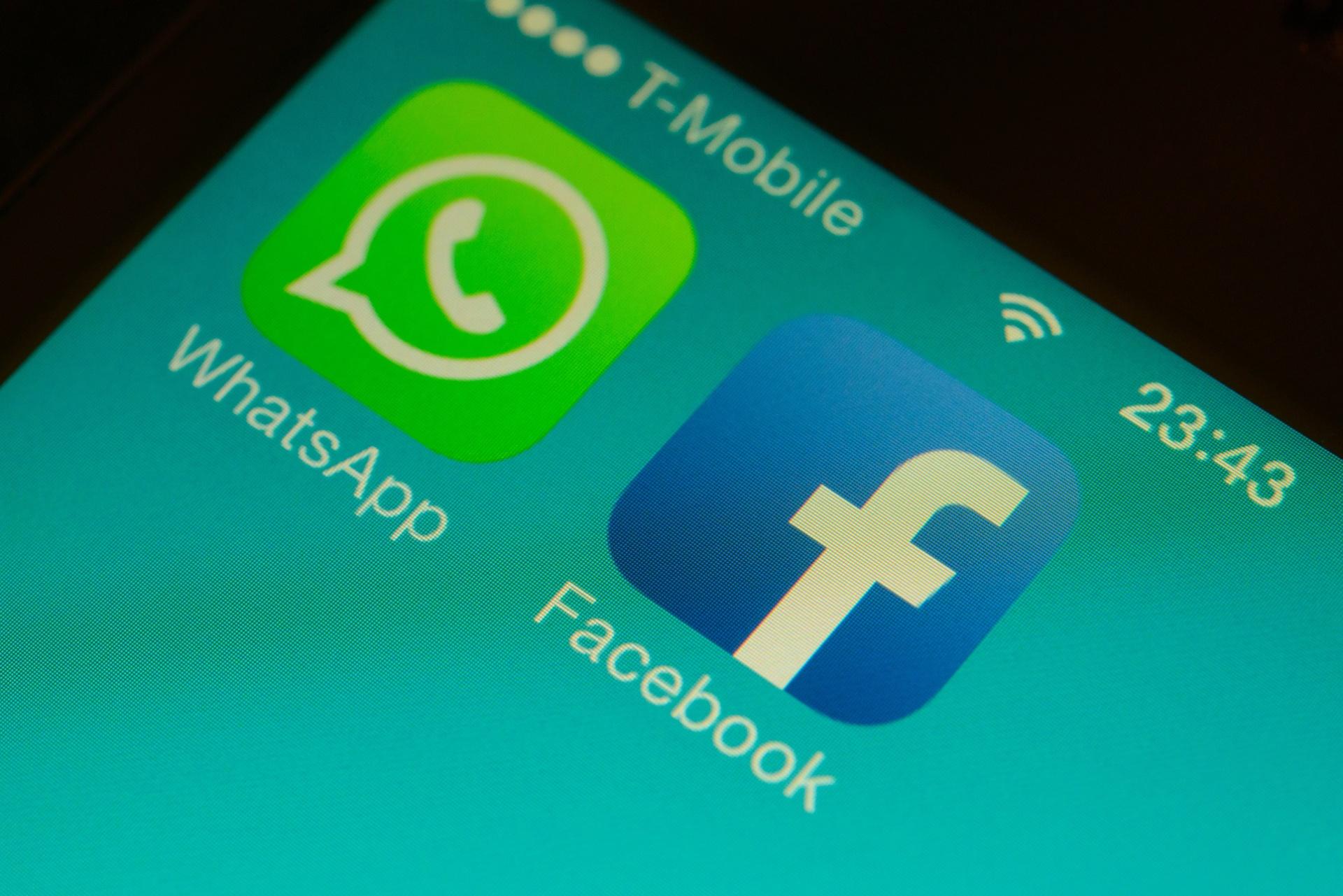Treta entre WhatsApp e Facebook era sobre como ganhar dinheiro