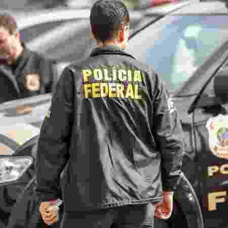 Agentes da Polícia Federal cumprem 38 mandados de prisão preventiva, 23 mandados de busca e apreensão - Marivaldo Oliveira/Código 19/Estadão Conteúdo