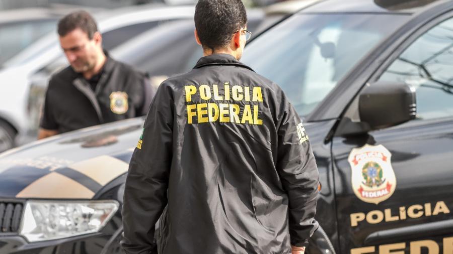 4.jul.2018 - Movimentação em frente ao prédio da Polícia Federal no bairro da Lapa, na zona oeste de São Paulo - Marivaldo Oliveira/Código 19/Estadão Conteúdo