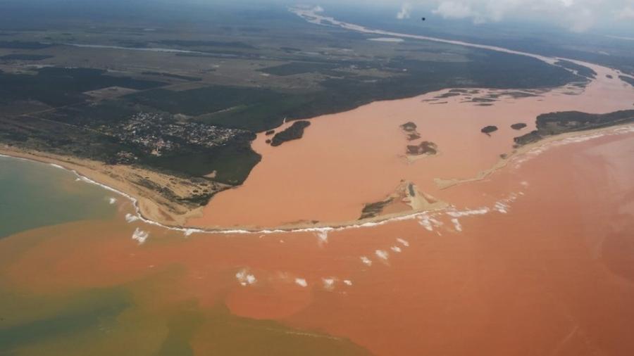 Há três anos, barragem da Samarco se rompeu e causou um dos maiores desastres ambientais da história - Fred Loureiro/Secom-ES