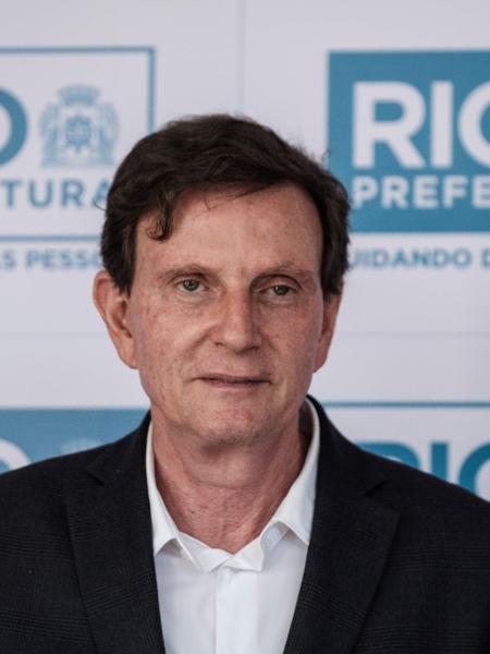 O prefeito do Rio, Marcelo Crivella - Yasuyoshi Chiba-19.jun.2017/AFP