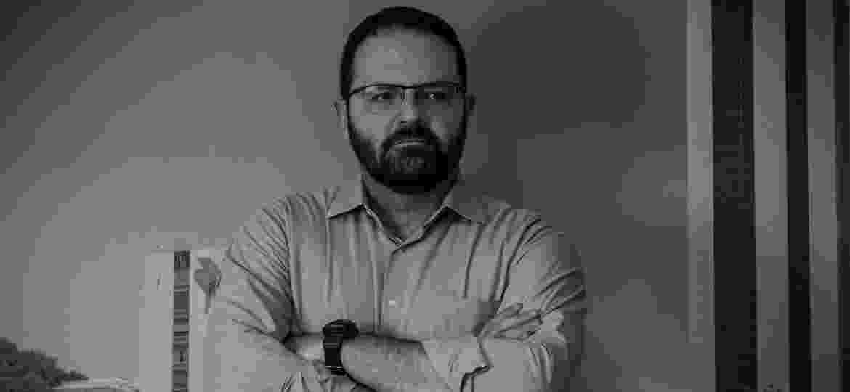 Economista Nelson Barbosa, ex-ministro da Fazenda e do Planejamento do governo Dilma Rousseff (PT), na sede da FGV (Fundação Getúlio Vargas), onde é professor, em Brasília - Pryscilla K. Dantas/UOL