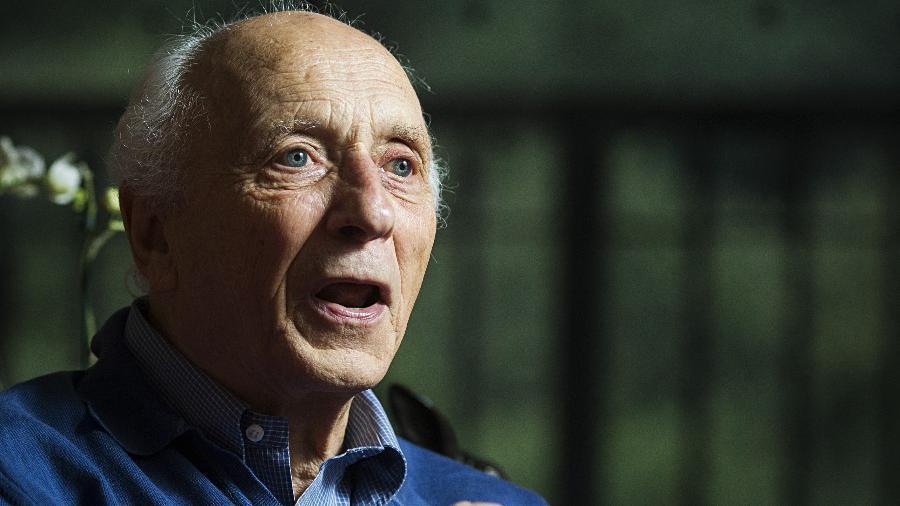 O ex-ministro da Fazenda e do Meio Ambiente Rubens Ricupero - Eduardo Knapp - 8.mai.15/Folhapress