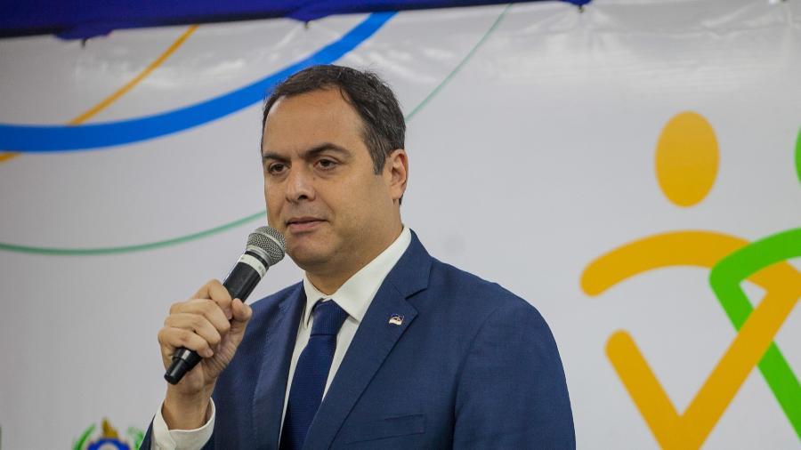 Paulo Câmara critica governo de Jair Bolsonaro por falta de coordenação - Thiago Lemos / Fotoarena