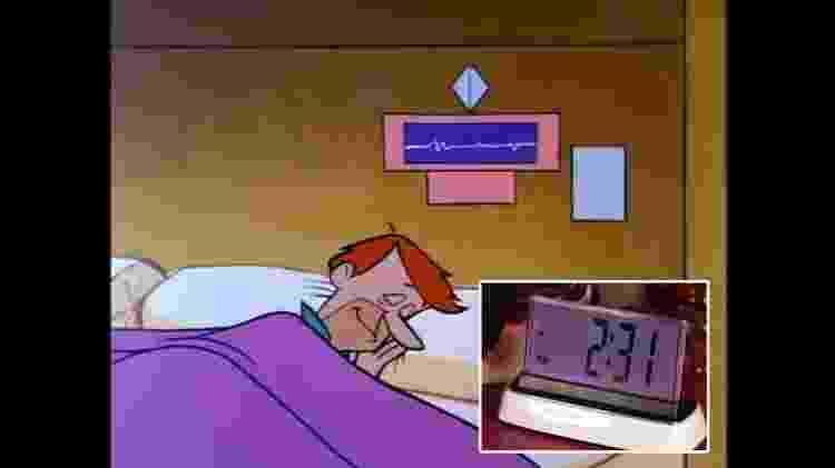 12 previsões que os Jetsons acertaram sobre a tecnologia no século 21 - Despertadores com comando de voz - Reprodução/Arte UOL - Reprodução/Arte UOL