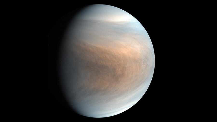 A fosfina foi detectada na superfície de Vênus - Jaxa/Isas/Akatsuki Project Team