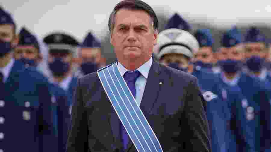 Bolsonaro: apoiadores estarão dispostos a recolher seus cacos em caso de explosão? - CLÁUDIO MARQUES/FUTURA PRESS/FUTURA PRESS/ESTADÃO CONTEÚDO