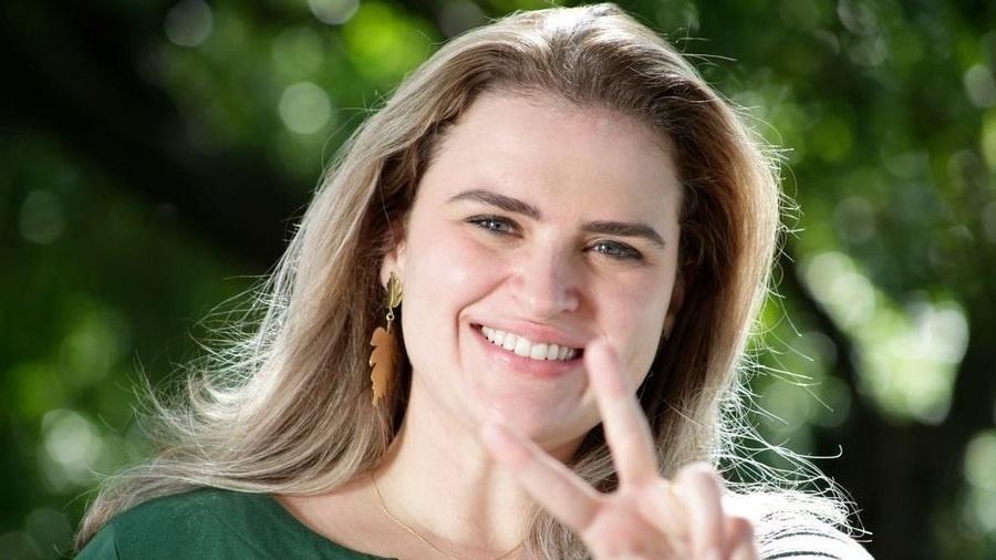 Marília Arraes (PT) será segunda secretária da mesa da Câmara dos Deputados - Reprodução/Facebook