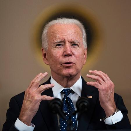 Cúpula climática de Biden aposta em tecnologia no combate ao aquecimento global - Doug Mills/Pool/Getty Images via AFP