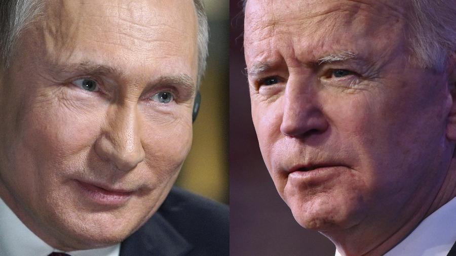 Principal objetivo de EUA e Rússia é retomar o diálogo, que enfrenta sua pior crise desde o fim da Guerra Fria - Angela Weiss e Alexey Druzhinin/AFP