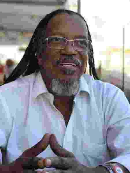 João Jorge Rodrigues, presidente do Olodum  - Acervo Olodum - Acervo Olodum