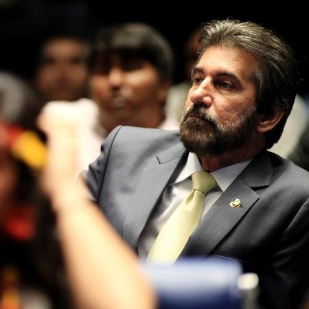 Bloqueio de quase R$ 2 bilhões envolve MDB e o ex-senador Valdir Raupp (MDB-RO) - Beto Barata-16.abr.2015/Folhapress