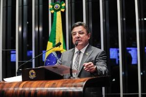 Perrella protagonizou briga no Conselho do Cruzeiro e irritou até aliado (Foto: Jonas Pereira/Agência Senado)