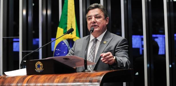 Zezé Perrella, pré-candidato à presidência do Cruzeiro, está envolvido no escândalo