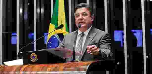 Senador da República, Zezé Perrella bateu boca com rivais e aliados em reunião do Conselho - Jonas Pereira/Agência Senado