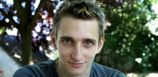 Especialista em segurança online Christian Haschek, que diz ter pena do falsário mas achar boa a lição que lhe deu