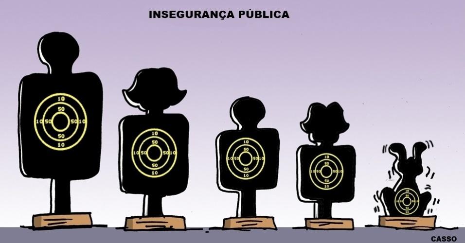 11.out.2016 - Quando falta de segurança pública, todos são alvos