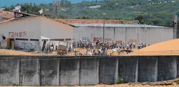 Em janeiro, presos do PCC e da facção Sindicato do Crime se enfrentaram em Alcaçuz; 26 morreram