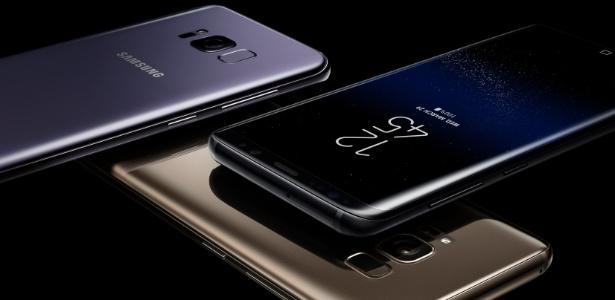 Galaxy S8 foi apresentado ao mundo na última quarta-feira (29)