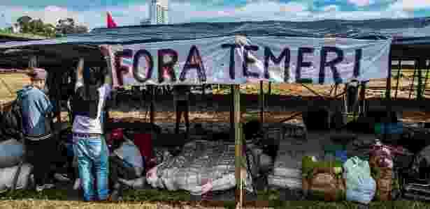 Grupo também critica às propostas de reformas pretendidas pelo governo Temer - TABA BENEDICTO/AGÊNCIA O DIA/AGÊNCIA O DIA/ESTADÃO CONTEÚDO
