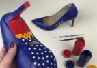 Conheça os sapatos pintados à mão da Lapupa - Divulgação