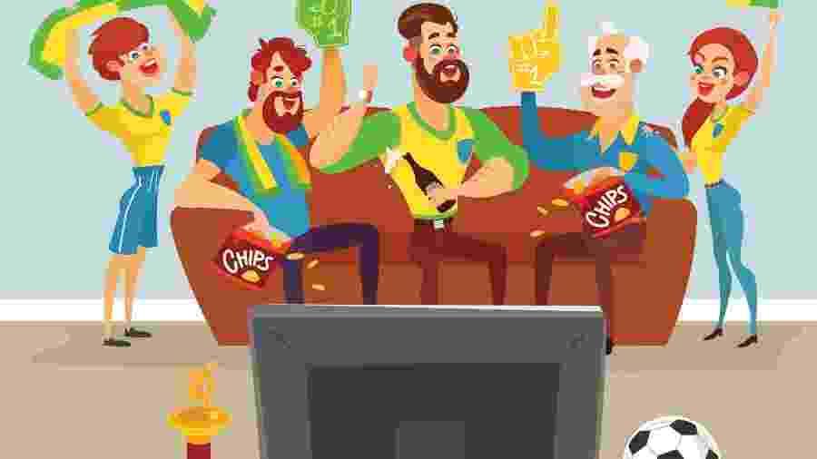 TV paga perde base de clientes, mas segue relevante em audiência no Brasil - iStock/Getty