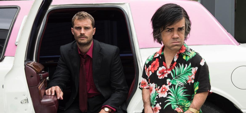 """""""Meu Jantar com Hervé"""": Peter Dinklage mostra vida caótica de ator de """"Ilha da Fantasia"""" - Divulgação/HBO"""