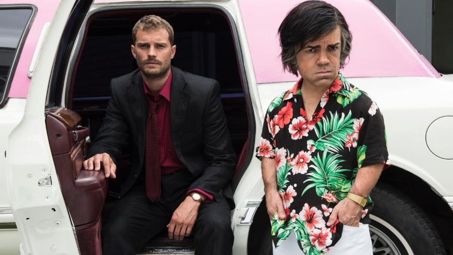 """Peter Dinklage mostra vida caótica de ator de """"Ilha da Fantasia"""" em trailer - Divulgação/HBO"""