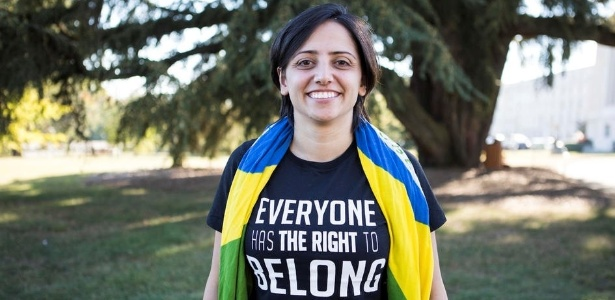 Fim da espera: primeira apátrida reconhecida no Brasil é naturalizada em cerimônia da ONU