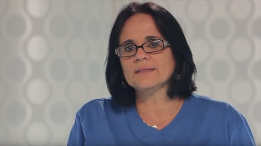 Damares Alves foi anunciada nesta quinta-feira (6) como ministra da Mulher, Família e Direitos Humanos do governo Bolsonaro - Reprodução/YouTube Arolde de Oliveira