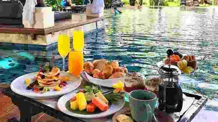 Hotel de luxo em Bali, oferecido pela agência Primetour - Divulgação - Divulgação
