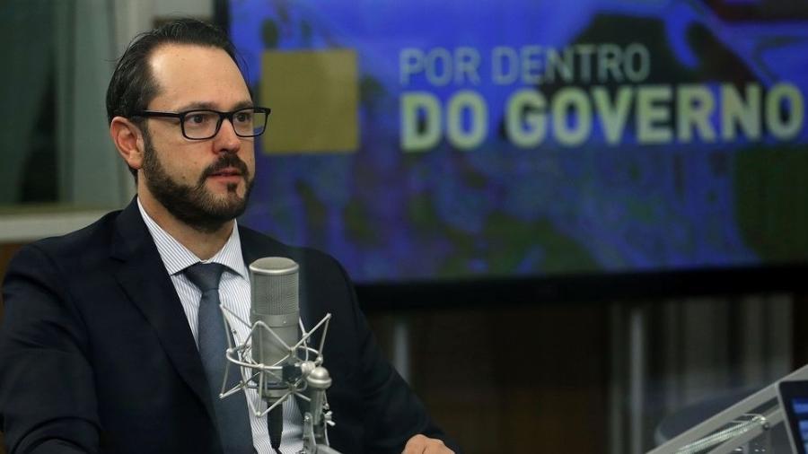 O delegado da PF Elmer Vicenzi, que será o novo presidente do Inep - José Cruz/Agência Brasil - 13.nov.2017