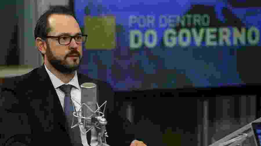 Elmer Coelho Vicenzi, demitido da presidência do Inep - José Cruz/Agência Brasil - 13.nov.2017