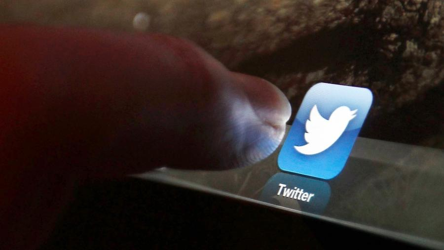 Em torno de 18 mil pessoas relataram problemas com o Twitter nesta segunda - REGIS DUVIGNAU/REUTERS