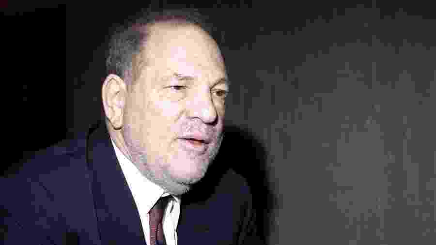 Weinstein, de 68 anos, acusado de agressão sexual e assédio moral por uma centena de mulheres - CAITLIN OCHS