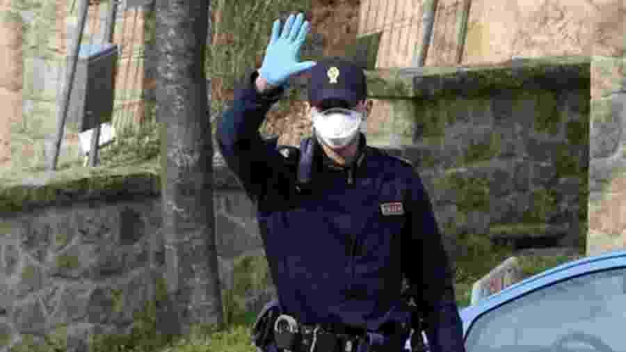Itália entrou em estado de alerta após aumento de casos no norte do país - EPA
