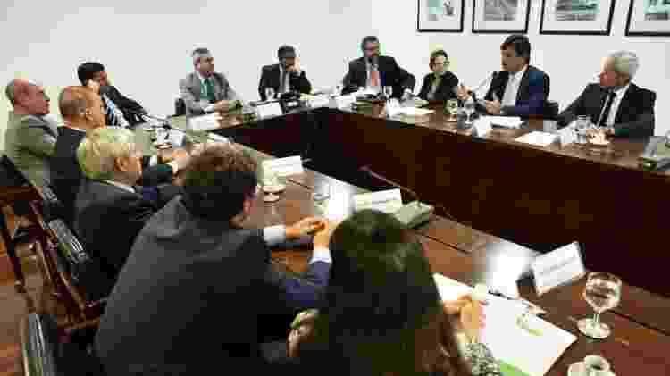 Casa Civil promove reunião interministerial para discutir ações contra o coronavírus - Rafael Carvalho/Cidadania