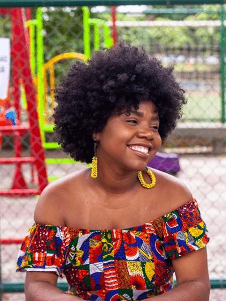 Thais Ferreira, pré-candidata do PSOL à Câmara do Rio - Arquivo Pessoal