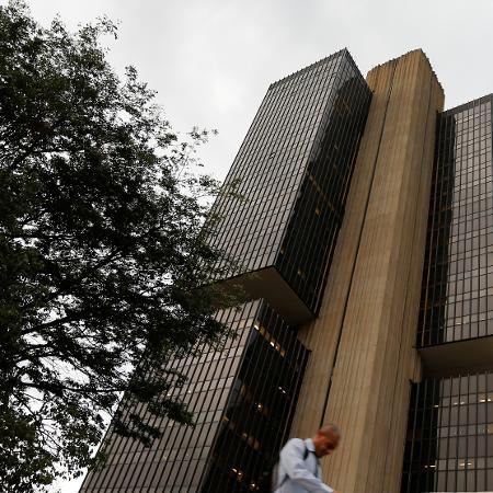Sede do Banco Central, em Brasília - ADRIANO MACHADO