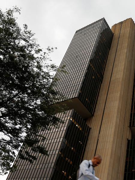 Sede do Banco Central, em Brasília, onde o Comitê de Política Monetária se reúne a cada 45 dias para decidir a taxa básica de juros - ADRIANO MACHADO