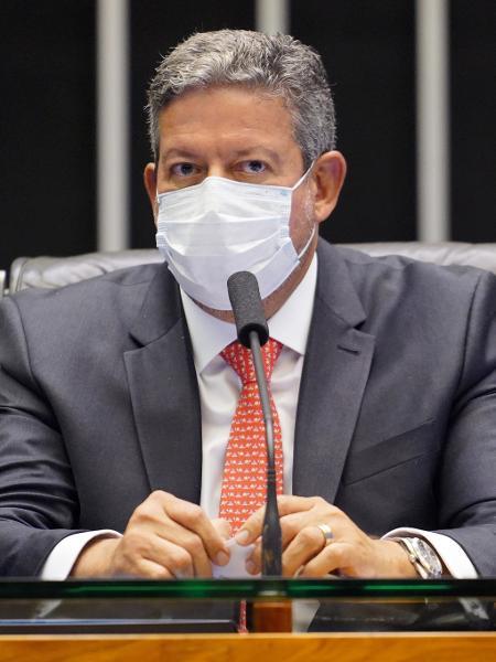 Arthur Lira, presidente da Câmara e líder do Centrão, bloco para o qual a pergunta que importa é se vai ter RP-9 ou não - Pablo Valadares/Câmara dos Deputados