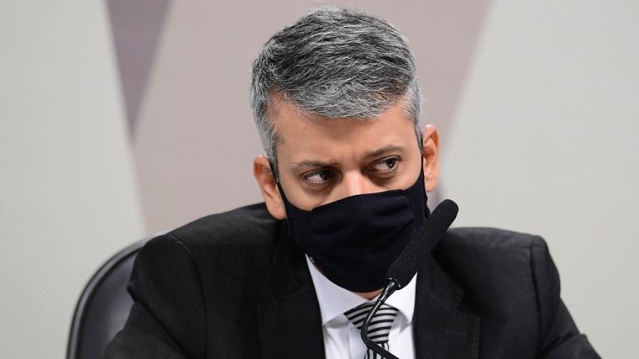 """Defesa de Roberto Dias alegou que houve """"abuso de poder"""" no pedido de prisão - Pedro França/Agência Senado"""