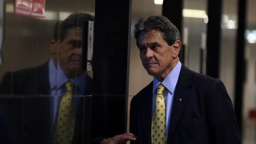 O presidente nacional do PTB, Roberto Jefferson - Valter Campanato/Agência Brasil
