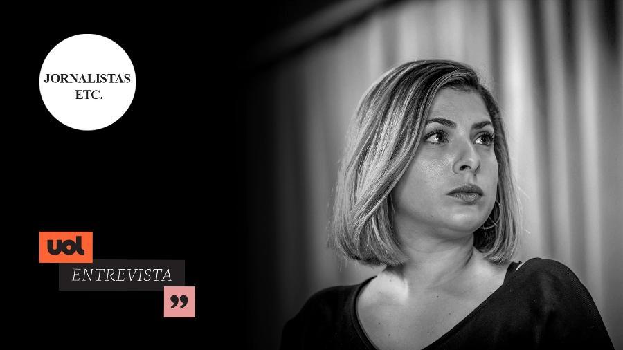 Daniela Lima - Jornalistas e Etc.  - Arte - UOL