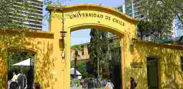 A Universidade do Chile é uma das mais importantes do país - Carlos Eduardo Rodríguez/Flickr