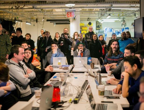 Grupo que tenta preservar informações científicas em sites do governo se reúne na New York University
