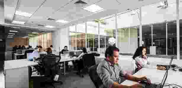 5 - Novo escritório da Nokia no Brasil - Fernando Moraes/UOL - Fernando Moraes/UOL